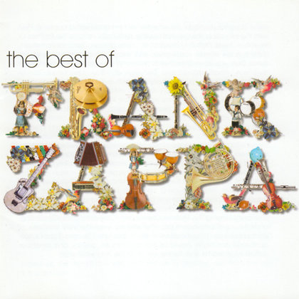 Zappa, Frank - The Best Of Frank Zappa