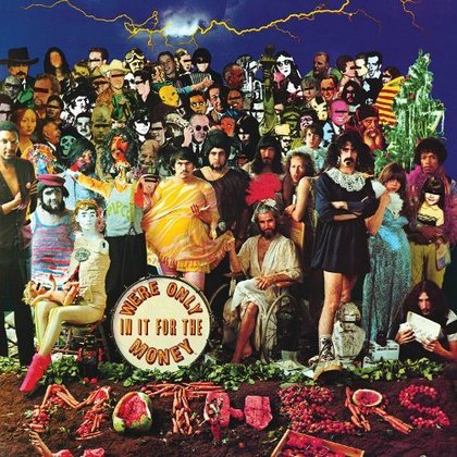 Zappa, Frank - We´re Only in It for the Money